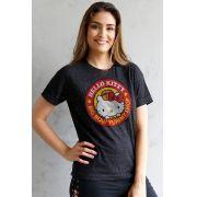 Camiseta Feminina Hello Kitty Big Bow Yummy Shop