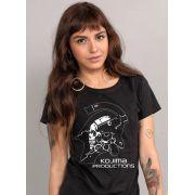 Camiseta Feminina Kojima Productions