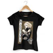 Camiseta Feminina Madonna Blond Ambition 4
