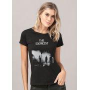 Camiseta Feminina O Exorcista