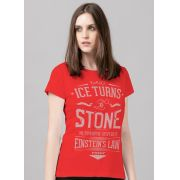 Camiseta Feminina Rotor E=MC²