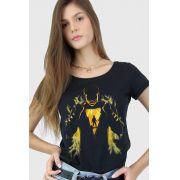 Camiseta Feminina Shazam Force