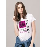 Camiseta Feminina The Beatles Can´t Buy Me Love
