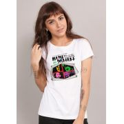 Camiseta Feminina The Beatles The Long and Winding Road