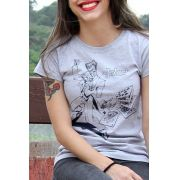 Camiseta Feminina Tracing The Joker
