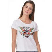 Camiseta Feminina Wonder Woman Liberté