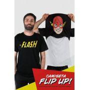 Camiseta Flip Up The Flash
