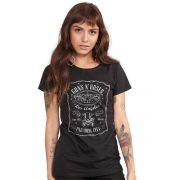 Camiseta Guns N' Roses Paradise City Feminina Oficial