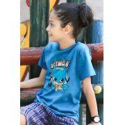 Camiseta Infantil Batman Kid