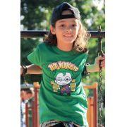 Camiseta Infantil The Joker