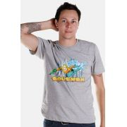 Camiseta Masculina Aquaman Force