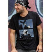 Camiseta Masculina Batman Shadow