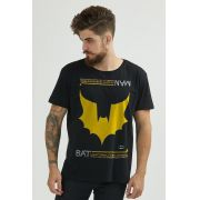 Camiseta Masculina Batman Wings