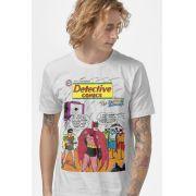 Camiseta Masculina Capa Batman Rainbow