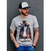 Camiseta Masculina Far Cry 5 Father