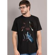 Camiseta Masculina Freddy VS Jason