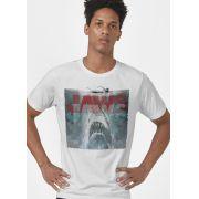 Camiseta Masculina Jaws Mono
