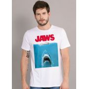 Camiseta Masculina Jaws Movie