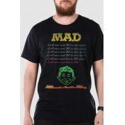 Camiseta Masculina MAD Punishment