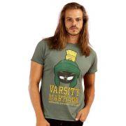 Camiseta Masculina Marvin Varsity Martians