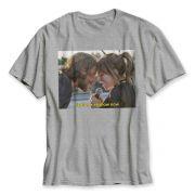 Camiseta Masculina Mescla Juntos e Shallow Now
