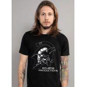 Camiseta Masculina Oficial Kojima Productions Oficial