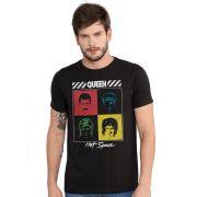 Camiseta Masculina Queen Hot Space