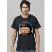 Camiseta Masculina Queen The Miracle