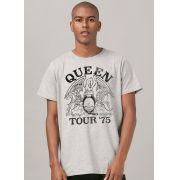 Camiseta Masculina Queen Tour 75'
