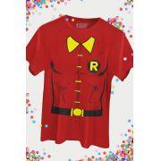 Camiseta Masculina Robin Body