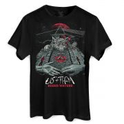 Camiseta Masculina Roger Waters Pôster