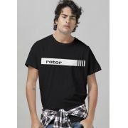 Camiseta Masculina Rotor Line