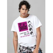 Camiseta Masculina The Beatles Can´t Buy Me Love
