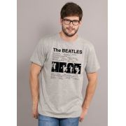 Camiseta Masculina The Beatles Song List