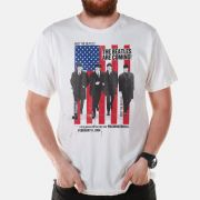 Camiseta Masculina The Beatles The Beatles Are Coming