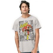 Camiseta Masculina The Flash Comics