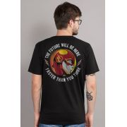 Camiseta Masculina The Flash Faster