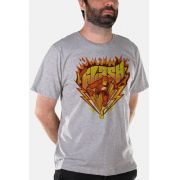 Camiseta Masculina The Flash Fire 2