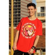Camiseta Masculina The Flash Futuro