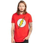 Camiseta Masculina The Flash Logo