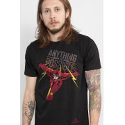 Camiseta Masculina The Flash Possible