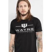 Camiseta Masculina Wayne Industries