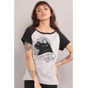 Camiseta Raglan Feminina Pitty Sete Vidas