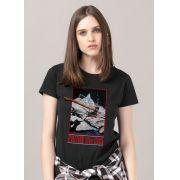 Camiseta Sexta-Feira 13 Machado Feminina