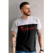 Camiseta Unissex Bicolor The Flash Way To Go