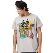 Camiseta Unissex The Beatles Yellow Submarine