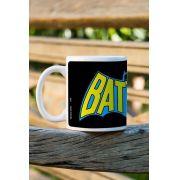 Caneca Batman Logo 60's