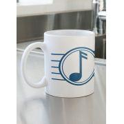Caneca Blue Note Logo