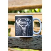 Caneca Superman Steel Melting