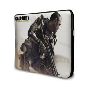 Capa de Notebook Call Of Duty Soldier
